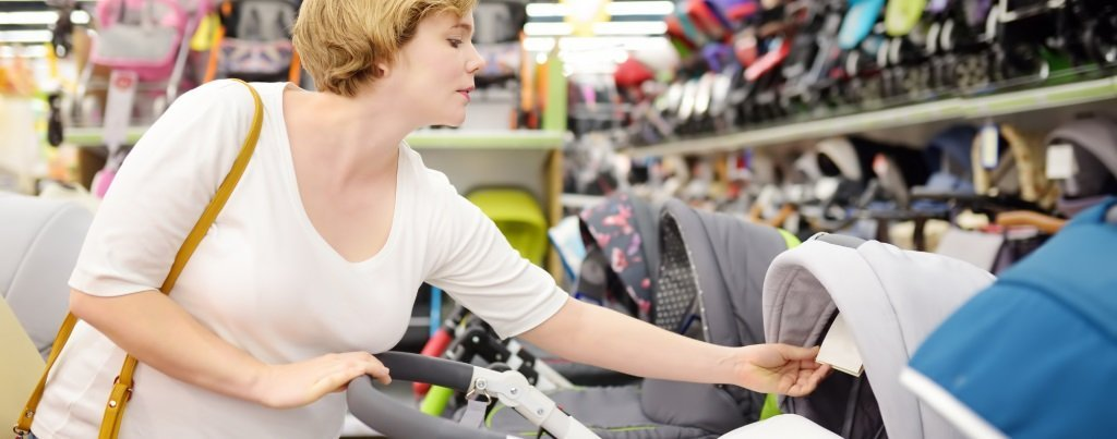 choosing a stroller